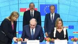 Բրյուսելում նախաստորագրվեց Եվրամիություն-Ադրբեջան գործընկերության մասին համաձայնագիրը
