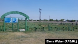 Кладбище детей и узниц Карлага – «Мамочкино кладбище». 26 мая 2017 года.