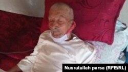 قیوم، مرد ۸۰ سالهای که پس از ابتلا به کووید-۱۹ صحتیاب شده است