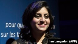 Gulalai Ismail spoke to RFE/RL by telephone from the United States.