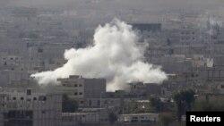 Дим над Кобані, 10 жовтня