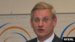 Carl Bildt, Foto: Midhat Poturović