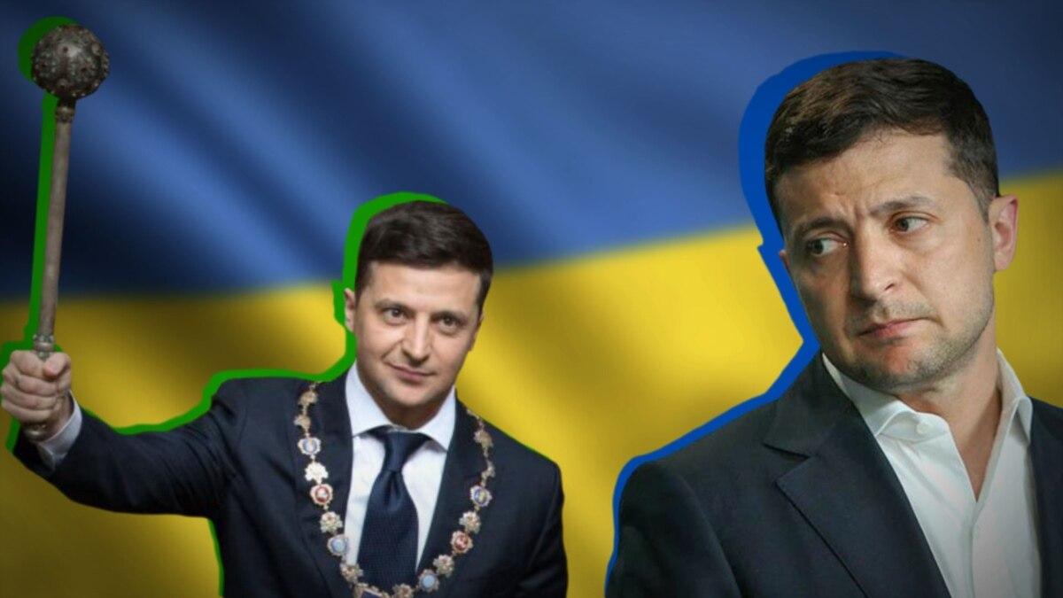 LIVE   Зеленский. Один год на посту президента