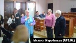 Родственники Полухиных надеются на здравый смысл и российское правосудие