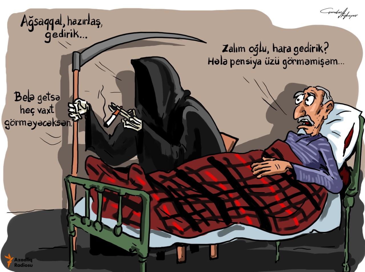 Azərbaycana qaz ixracı müzakirə edilib