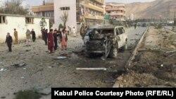 آرشیف، انفجار ماین در کابل