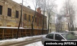 Дом №12 па вул.Дзімітрава ў Віцебску