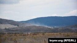 Ульянівський кар'єр у Білогірському районі Криму