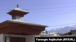 Масҷиди Чоркӯҳ