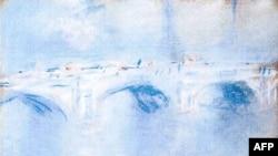 Slika londonskog mosta, Claud Monet