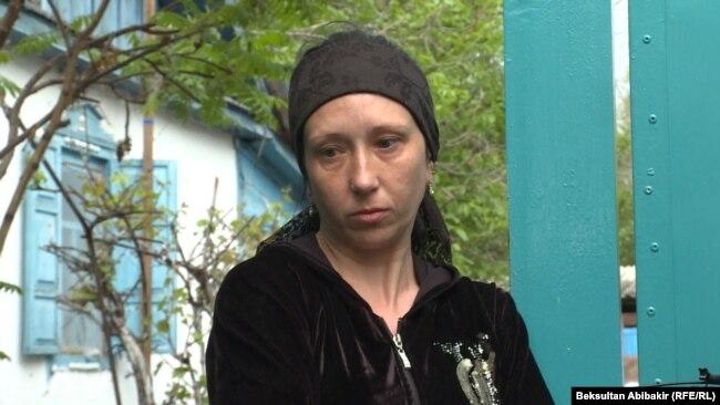 Оксана Акименко Алексейдин апасы