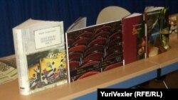 Книги участников вечера