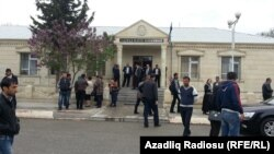 Xaçmaz rayon məhkəməsi, 21 aprel 2014