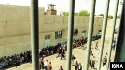 A Prison in Ahwaz, Iran. Undated photo.