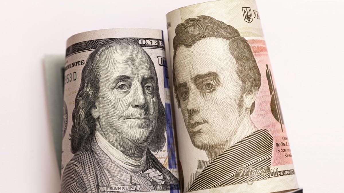 Доллар укрепился на 24 копейки, евро стабилизировался – НБУ