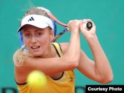 Казахстанская теннисистка Ксения Первак, переехавшая из России.
