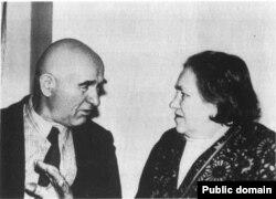 Петр Григоренко и София Каллистратова
