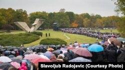 Uputiti poruka mira i apel za svet bez nasilja i ubistava: Aleksandar B. Laković