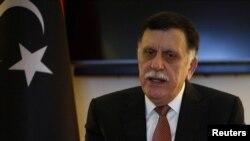 Либийският премиер Файез Мустафа ал Сарадж