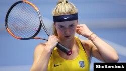 Еліна Світоліна, перша ракетка України та п'ята тенісистка світу
