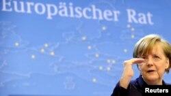 Германската канцеларка Ангела Меркел изјави