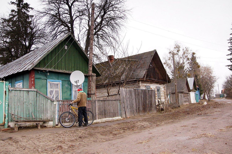 Якую назву насіла да 1964 г. вёска Сярэнеўка (Дарагічынскі раён)?