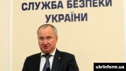 Голова СБУ Василь Грицак заявив, що служба у межах своєї компетенції уважно вивчить усі обставини, які можуть свідчити про можливі правопорушення щодо кандидатів, кажуть у службі