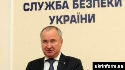 Глава СБУ Василий Грицак. Архивное фото.