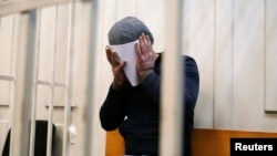 Russia -- Anzor Gubashev, charged with involvement in the murder of Russian opposition figure Boris Nemtsov, March 8, 2015