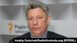 Лідер «Опозиційного блоку» Юрій Бойко