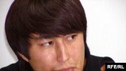 Санат Урналиев, оралдық журналист. Алматы, 19 тамыз 2009 жыл