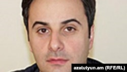 Начальник Главного управления гражданской авиации при правительстве Армении Сергей Аветисян (архив)