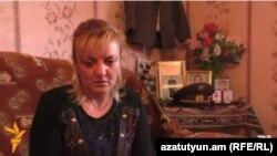 Աշոտ Շահբազյանի մայրը