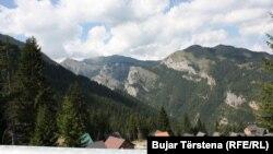 Granica između Kosova i Crne Gore