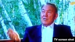 Ղազախստանի նախագահ Նուրսուլթան Նազարբաև