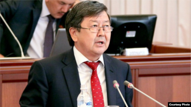 Jantoro Satybaldiev said getting Kyrgyzstan through the winter would be his first priority.