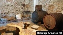 Muzeul secașelor, pivnița