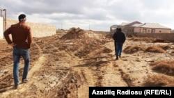 Tikintiyə ayrılan torpaq sahəsi (arxiv fotosu)