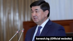 Қырғызстан премьер-министріМұхаммедкали Абылгазиев