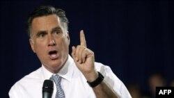 Республикачилар партиясидан АҚШ президентлигига номзод Митт Ромни.