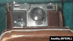 Зәки Вәлидинең фотоаппараты