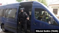 Вранці 26 липня в селищі Курське Білогірського районуКриму пройшли обшукиу кримських татар за чотирма адресами