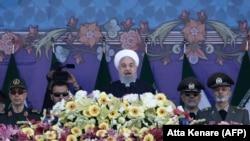 Иранскиот претседател Хасан Рохани