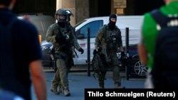 Policia gjermane (Foto ilustrim)