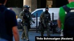 Policë gjermanë, foto nga arkivi.