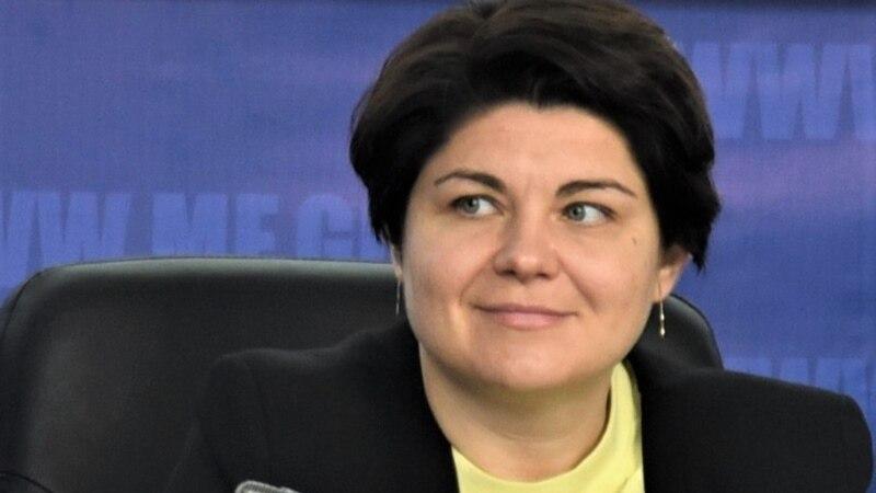 Moldova's Prime Minister-Designate Welcomes Mandate To Form New Government