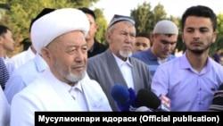 Muftiy Usmonxon Alimov
