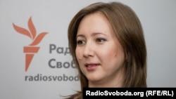 Ольга Скрипник, координатор Крымской правозащитной группы