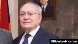 Председатель Следственного комитета Армении Агван Овсепян (архив)