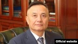 Абельгази Кусаинов, один из трех кандидатов в президенты Казахстана.
